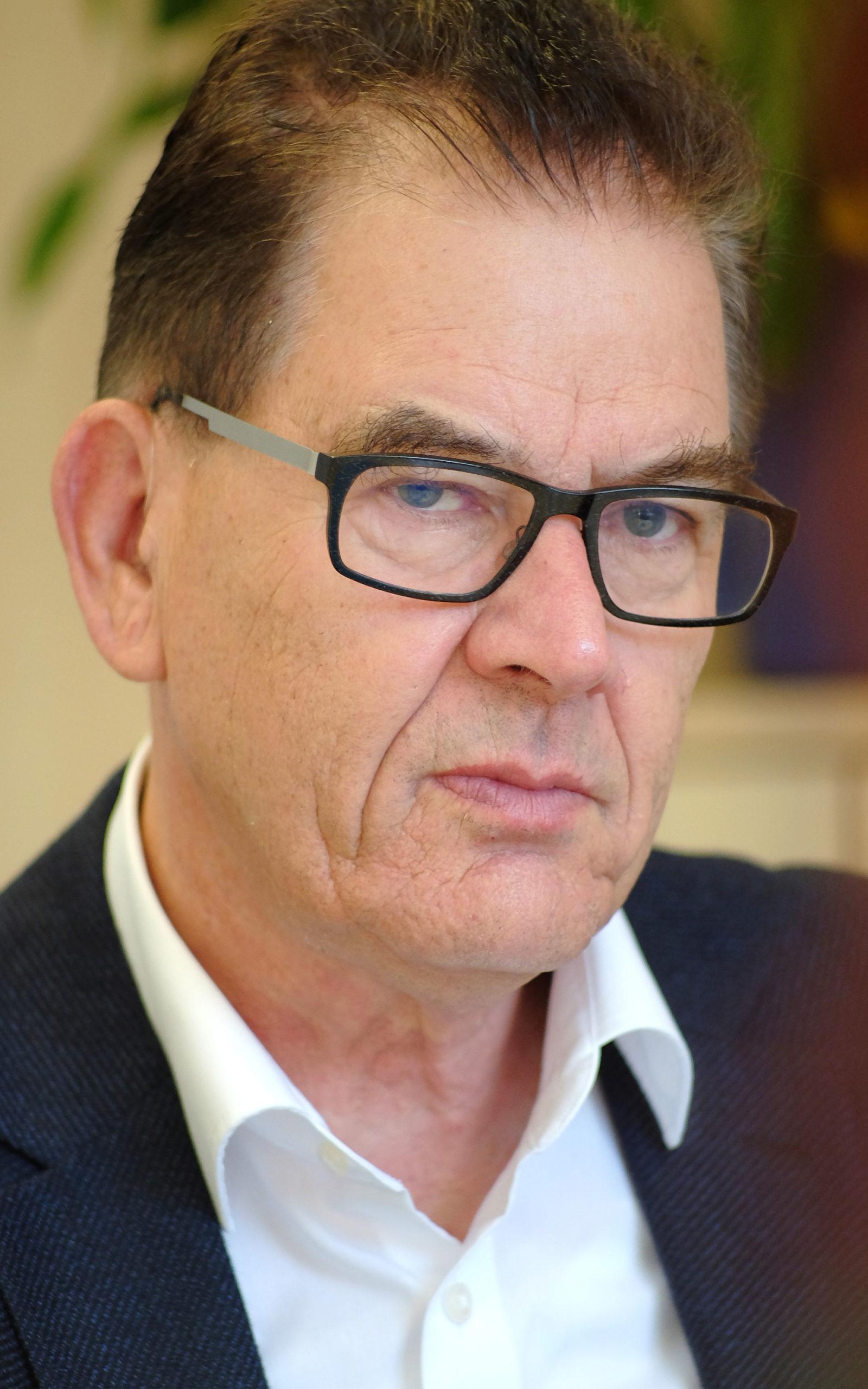 Porträtbild: Gerd Müller