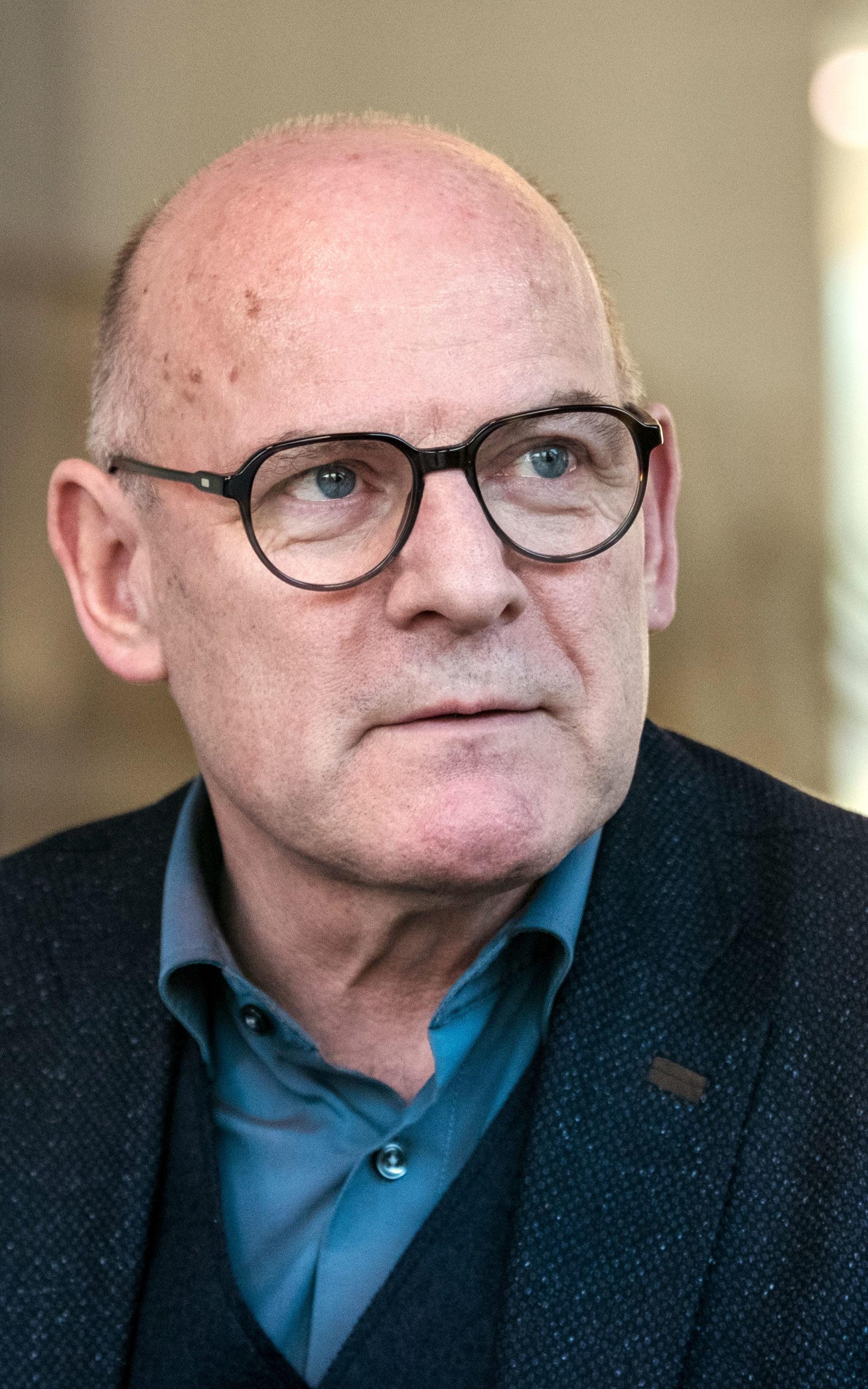 Porträtbild: Winfried Hermann