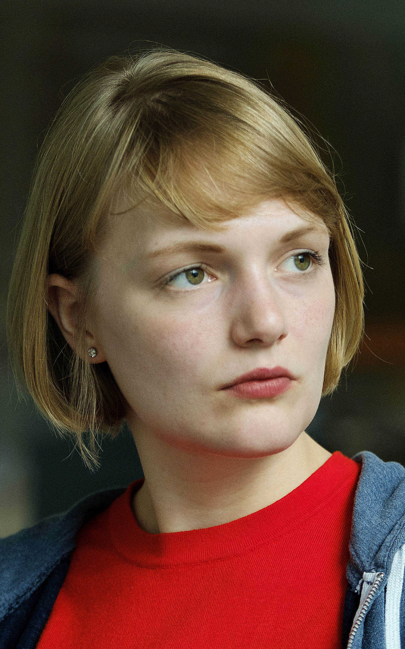 Porträtbild: Ria Schröder