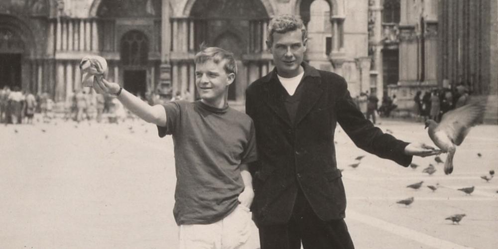 Donald Windham: Der reichste unbekannte Schriftsteller Amerikas