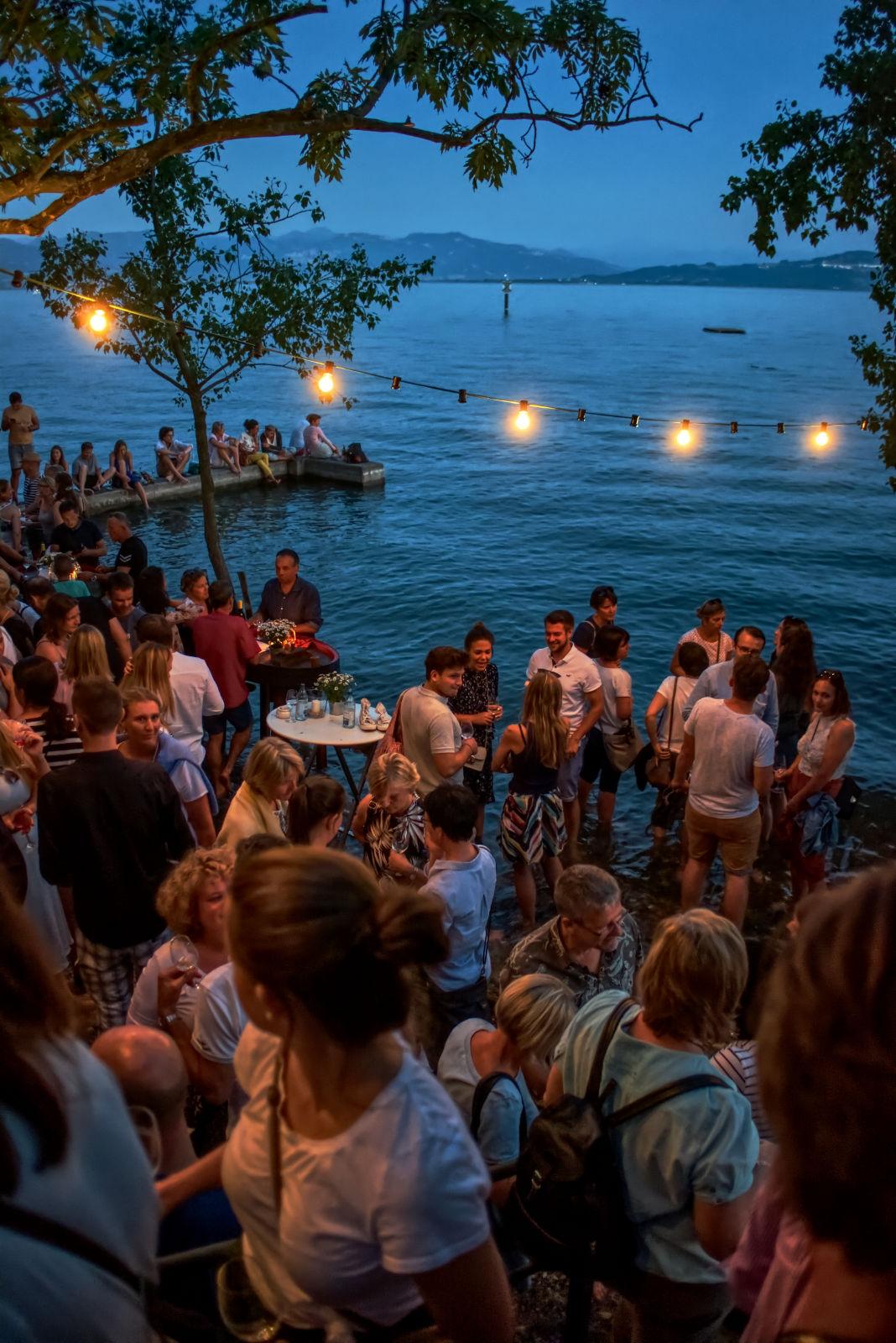 Weinfest im Bodensee