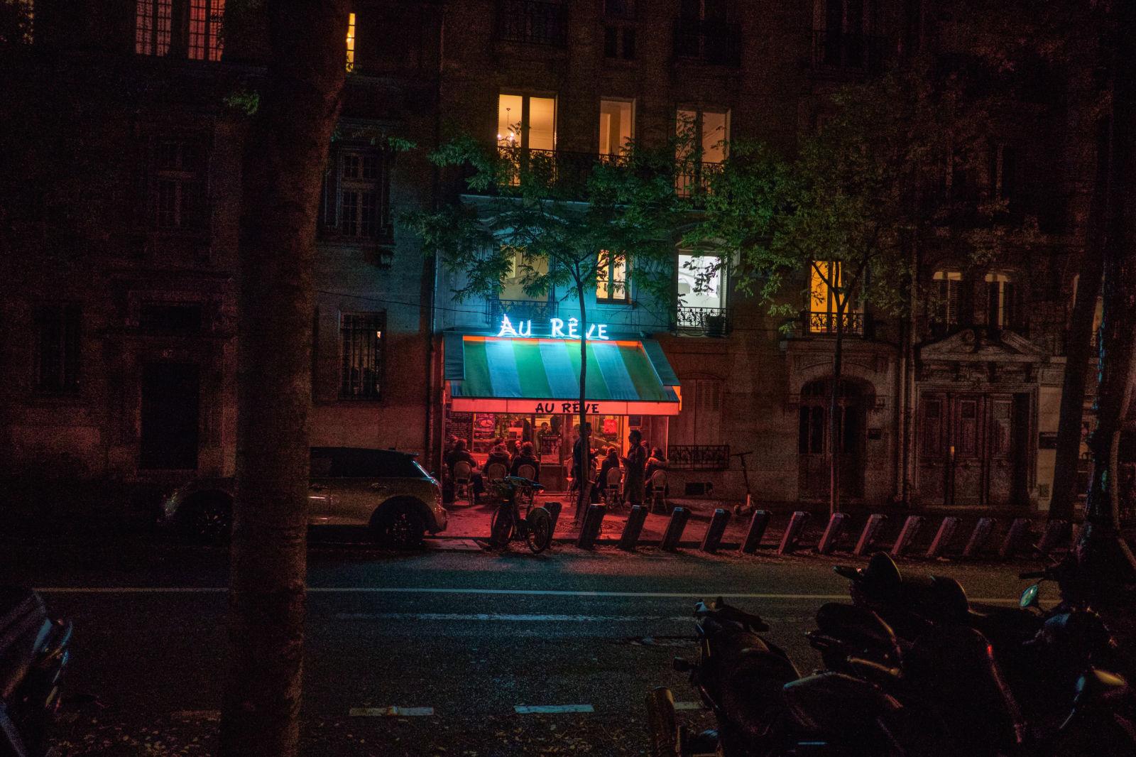 Bar in Montmartre