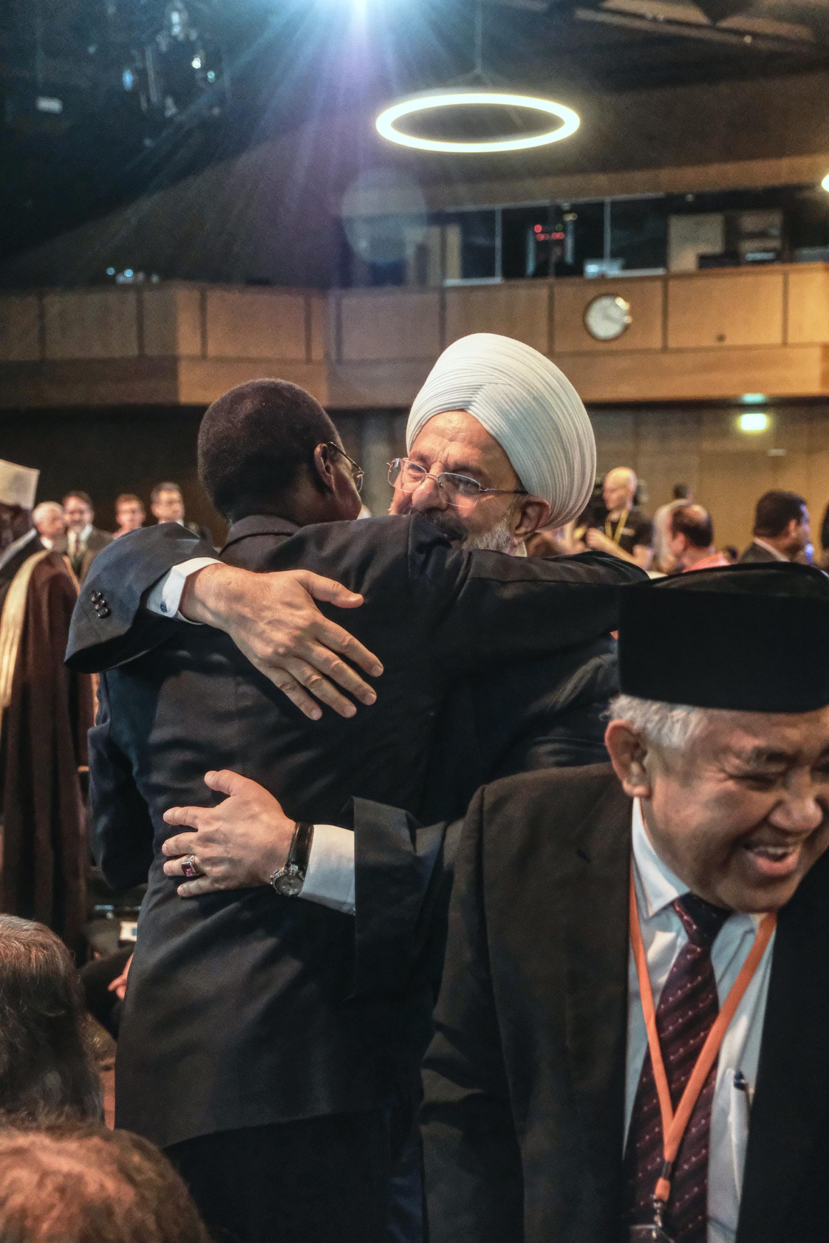 Eröffnungszeremonie: Religions for Peace