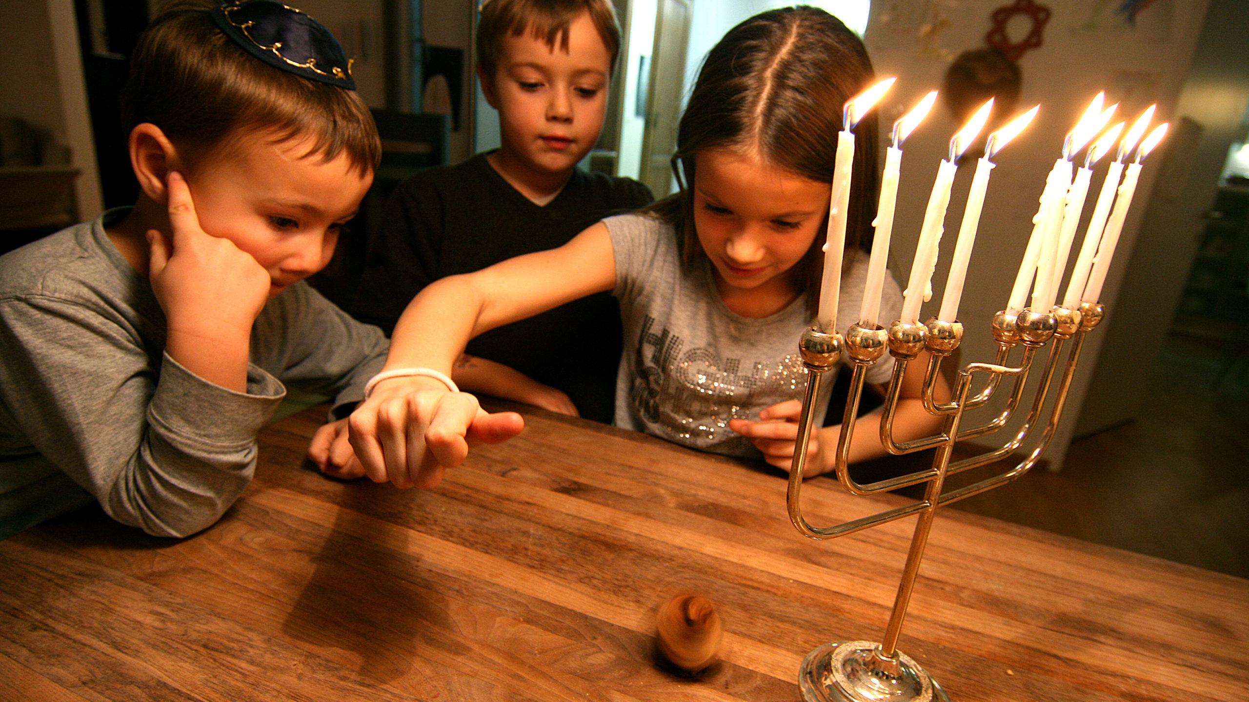 Eine christlich-jüdische Familie